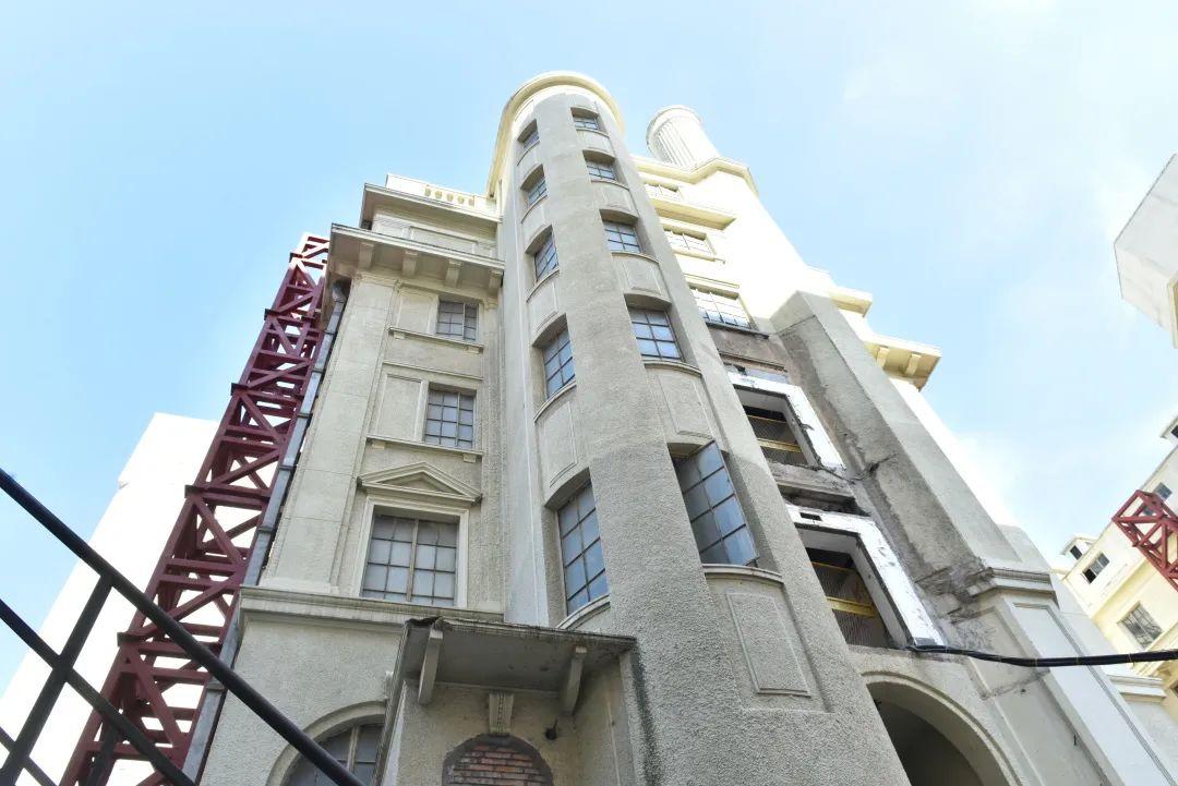上海华东医院南楼整体修缮改造项目